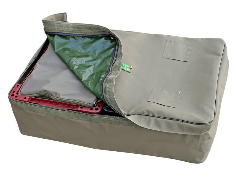 Camp Cover Tent Organiser storage system