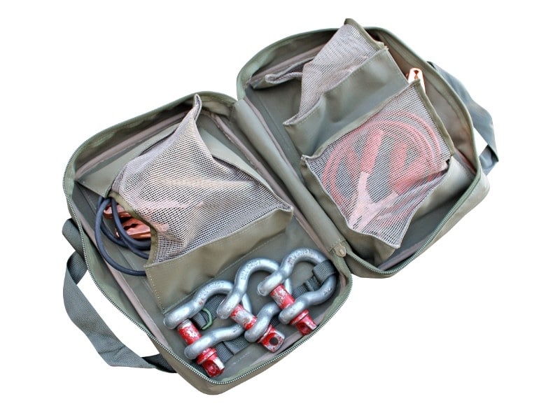 Recovery Bag Quick Pitch