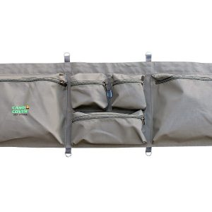 camp cover seat storage